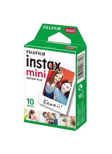 Fujifilm Instax Mini Film (Küçük) 10'lu Renkli